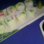 California Roll - Soy Paper